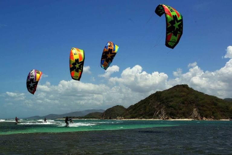 Hong Kong Kiteboarding School