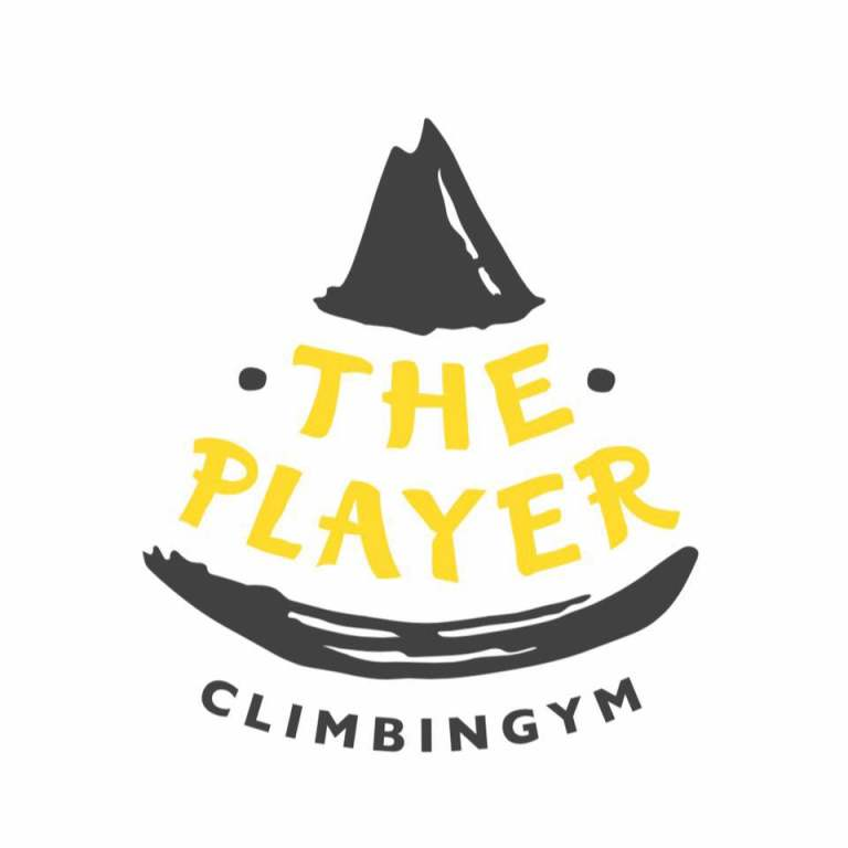 The Player Climbingym